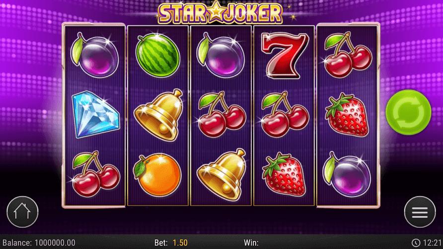 Star Joker Slot mobil