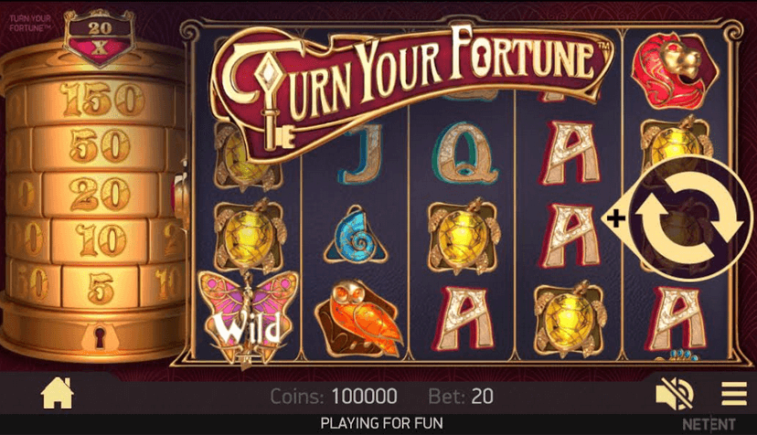 Turn Your Fortune Slot Mobil