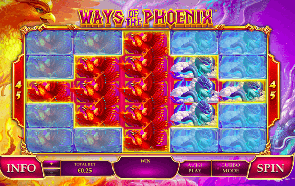 Ways of the Phoenix Slot