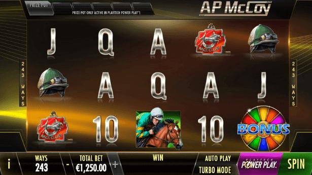 AP McCoy: Sporting Legends Slot
