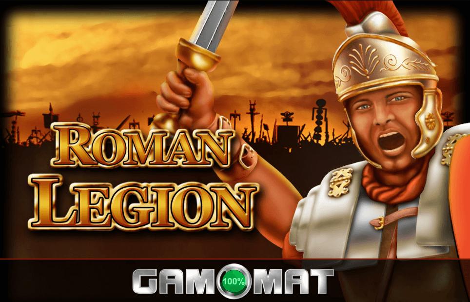 Roman Legion Slot Gamomat