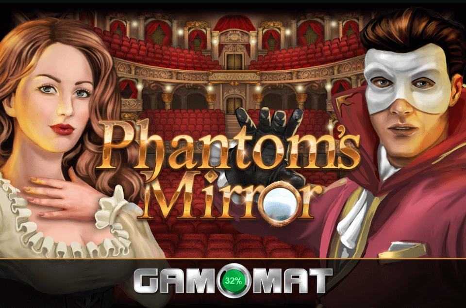 Phantom's Mirror Slot Gamomat