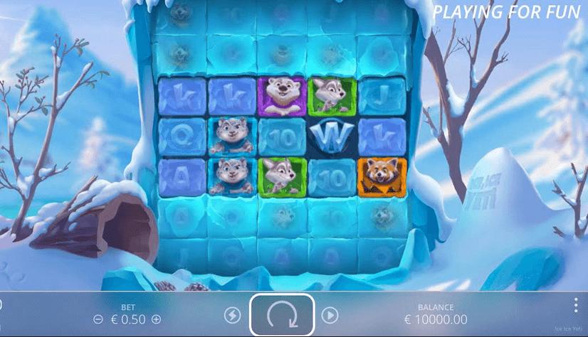 Ice Ice Yeti Slot Mobil