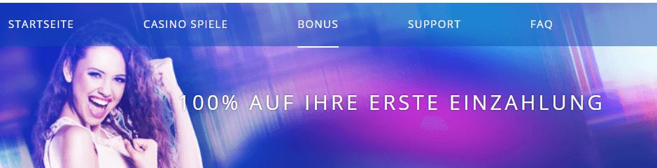 Löwen Play Casino Bonus