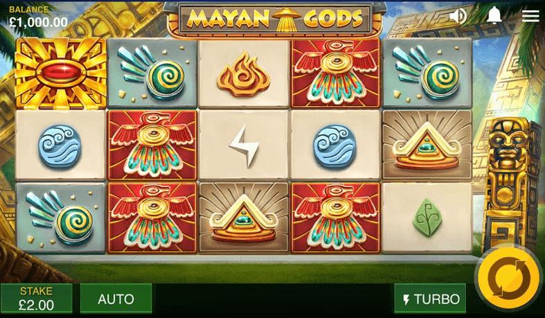 Mayan Gods Slot Mobil
