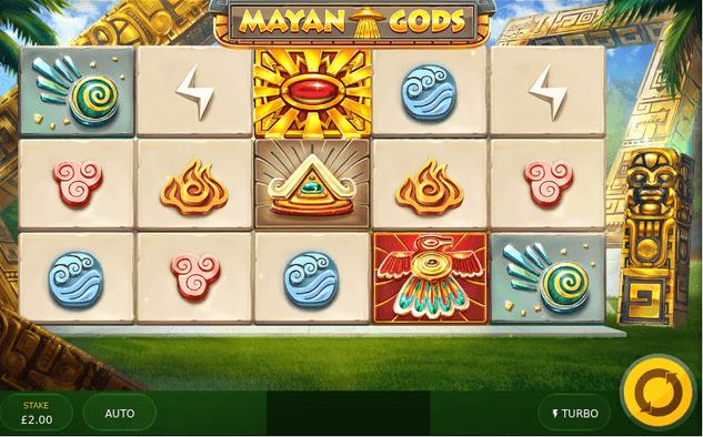 Mayan Gods Slot