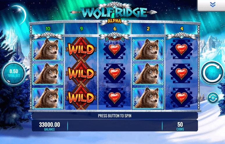Wolf Ridge Slot Mobil