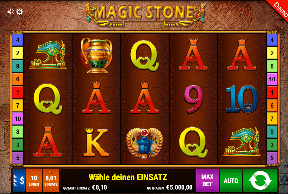 Magic Stone Slot