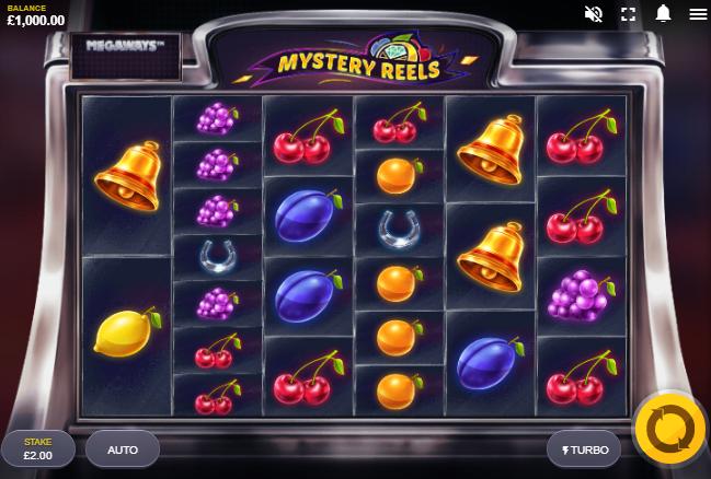 Mystery Reels Mega Ways Slot