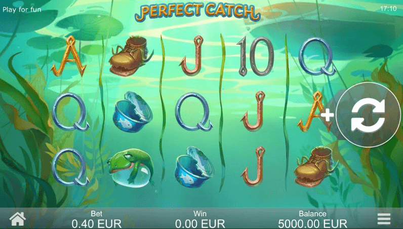 Perfect Catch Slot Mobil