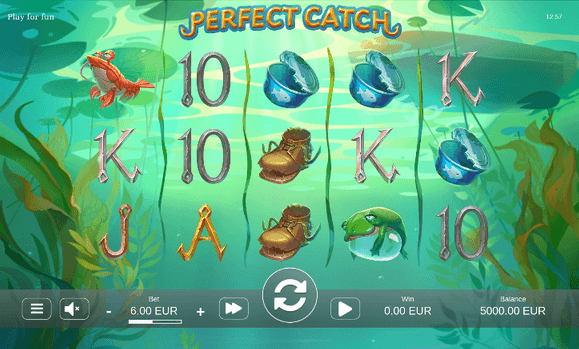 Perfect Catch Slot