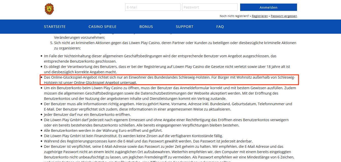 Online-Casinos: Hamburg verschärft Kritik an Kiel