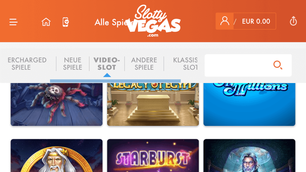Slotty Vegas Casino App