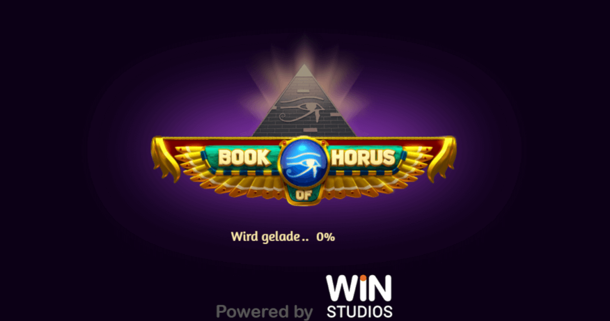 Book of Horus Slot