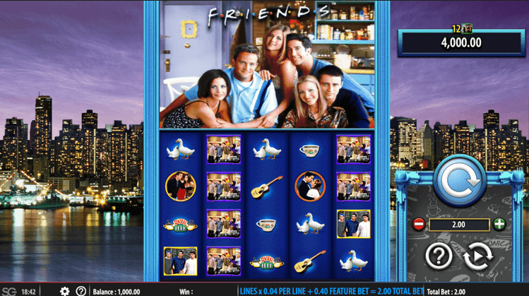 Friends Slot