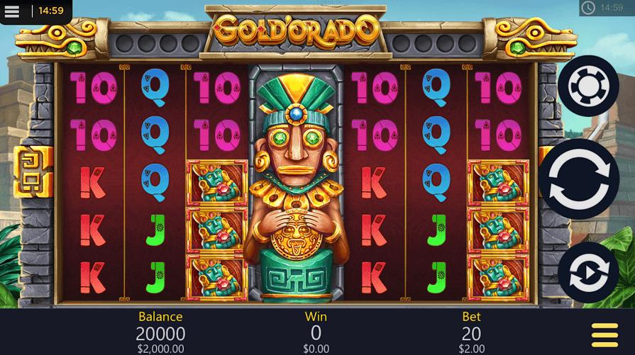 Goldorado Slot mobil