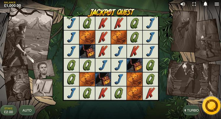 Jackpot Quest Slot