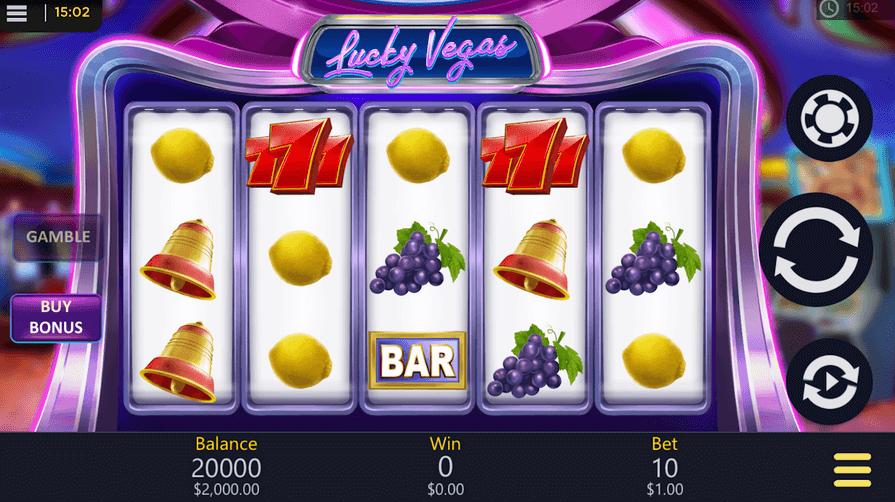 Lucky Vegas Slot Mobil