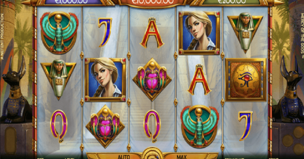 Spiele Mercy Of The Gods - Video Slots Online