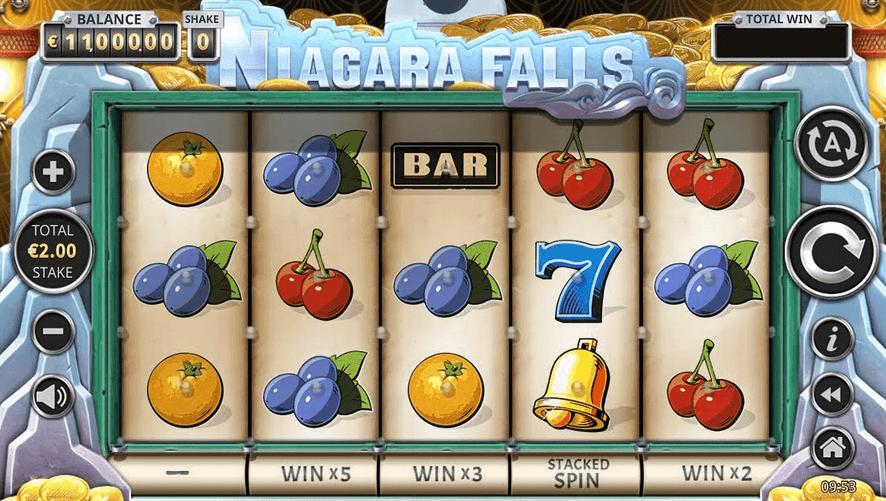Niagara Falls Slot Mobile