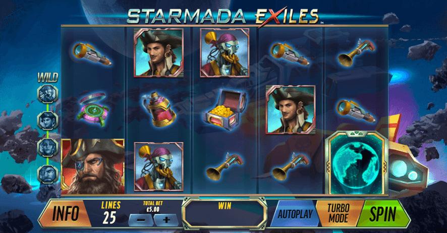 Starmada Exile Slot