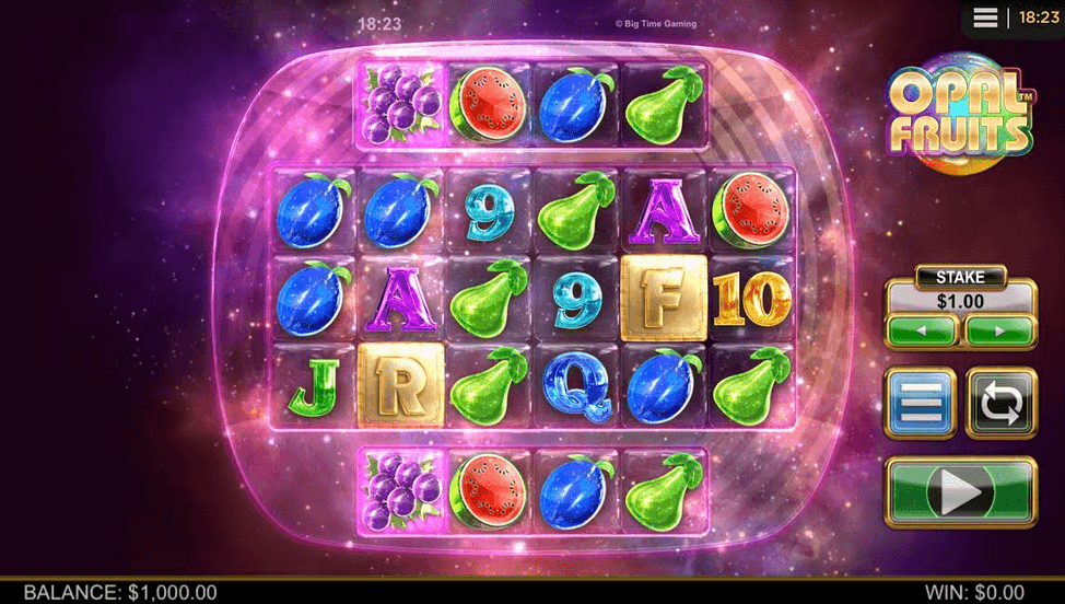Opal Fruits Mobil Slot