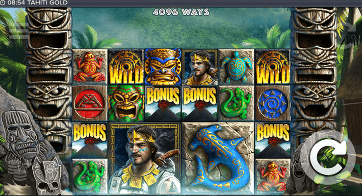 Tahiti Gold Slot