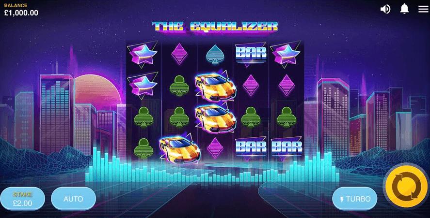 The Equalizer Slot Mobil