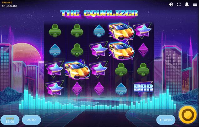 The Equalizer Slot