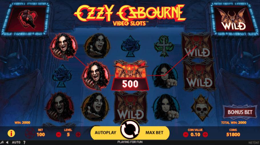 Ozzy Osborne Slot