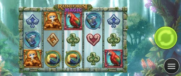 Rainforest Magic Slot Mobil