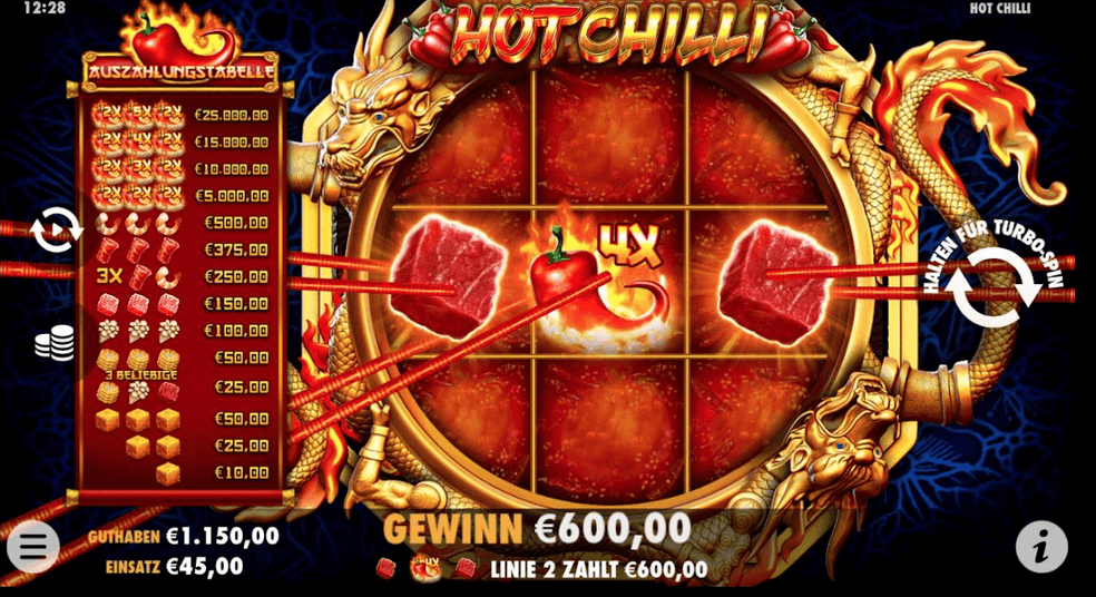 Hot Chilli Slot Mobil