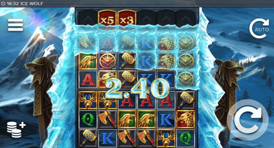 Ice Wolf Slot