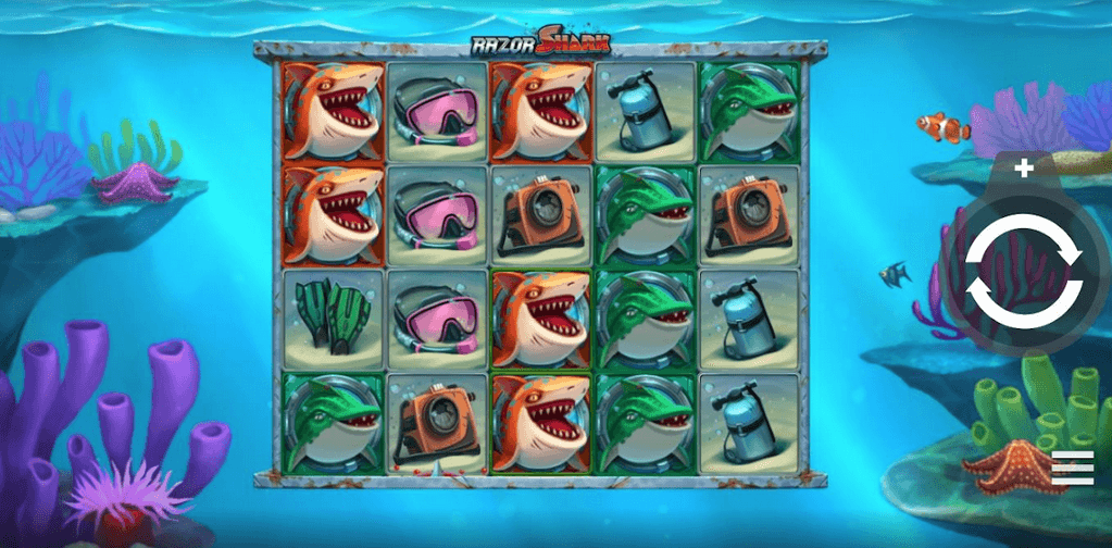 Razor Shark Slot Mobil