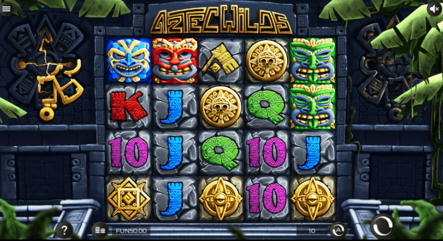 Aztec Wilds Slot