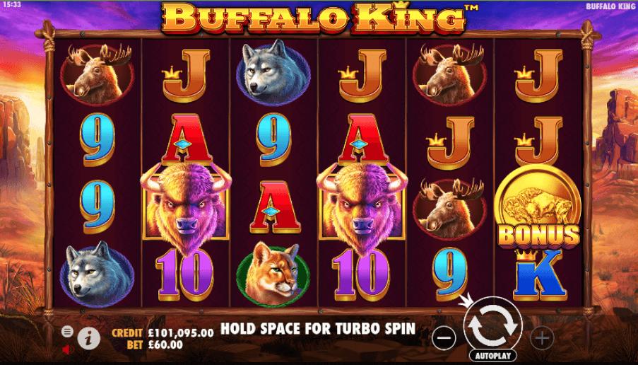 Buffallo King Slot