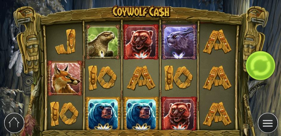 Coywolf Cash Slot Mobil