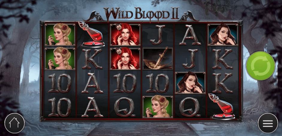 Wild Blood 2 Slot Mobil