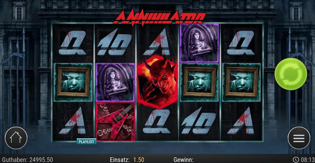 Annihilator Slot Mobil