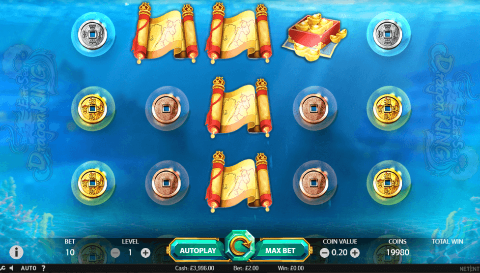 East Sea Dragon Slot