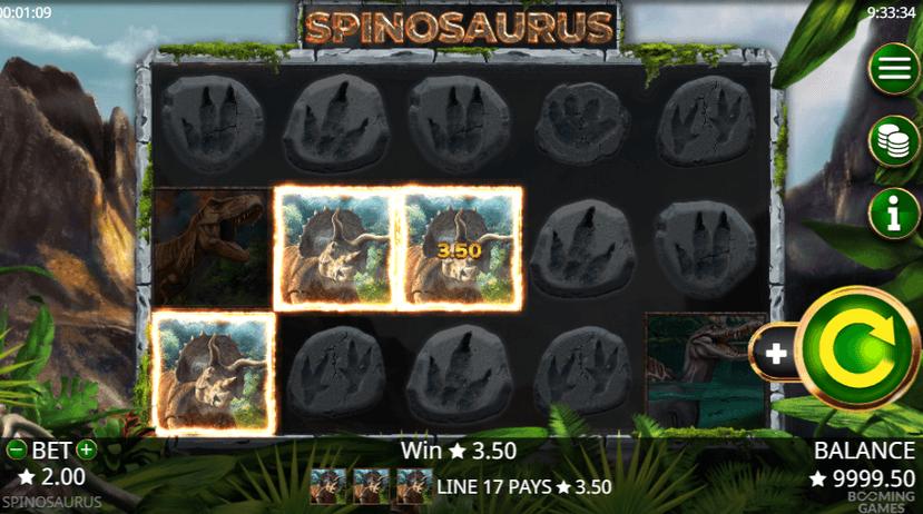 Spinosourus Slot