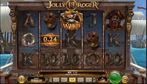 Jolly Roger 2 Slot Mobil