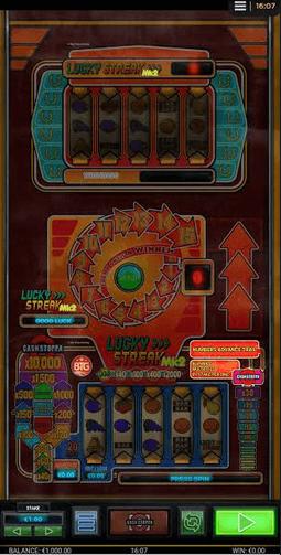 Lucky Streak 2 Slot Mobil