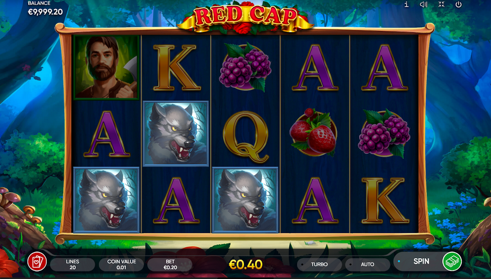 Red Cap Slot