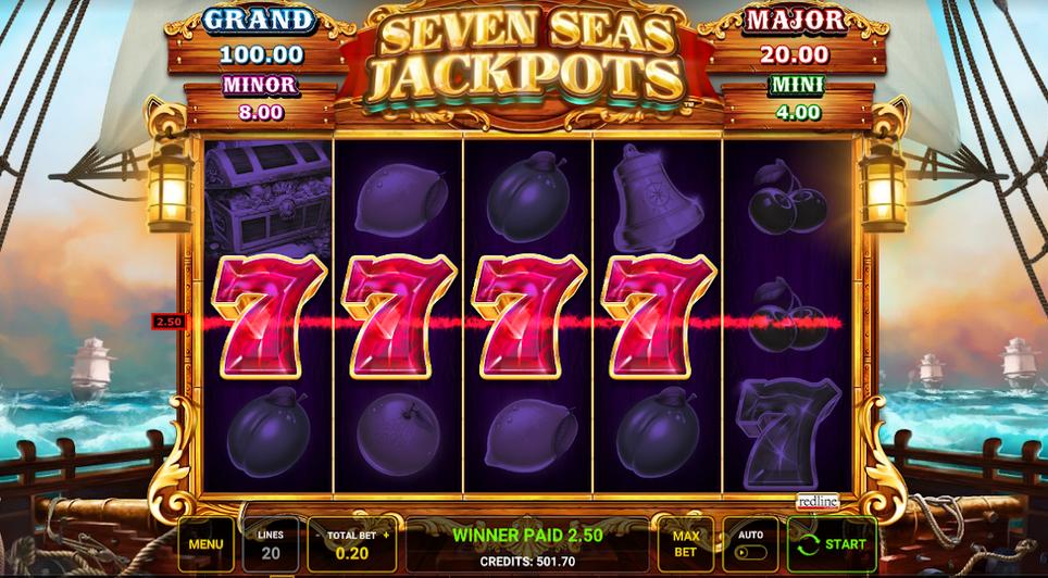 Seven Seas Slots