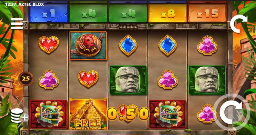 Aztec Blox Slot
