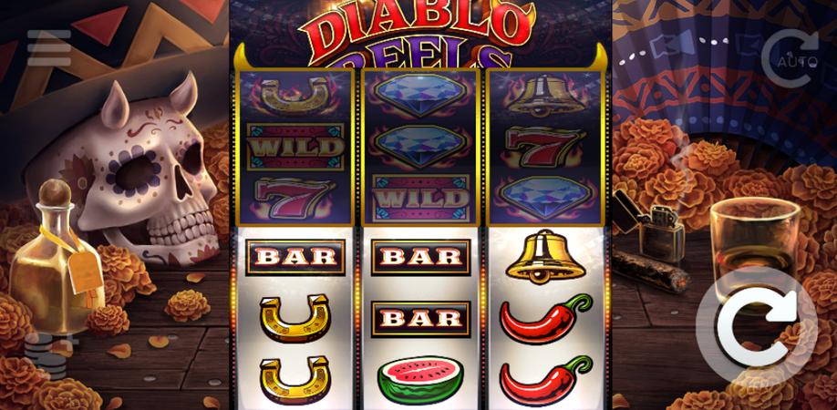 Diabolo Reels Slot