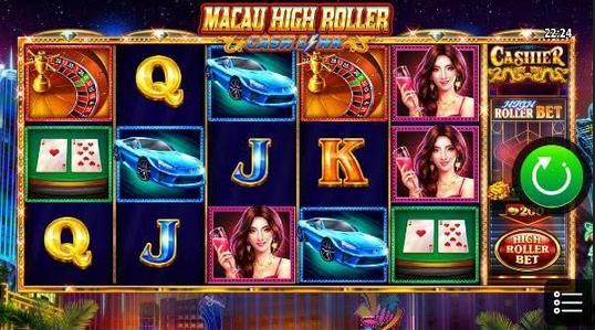 Macau High Roller Slot Mobil