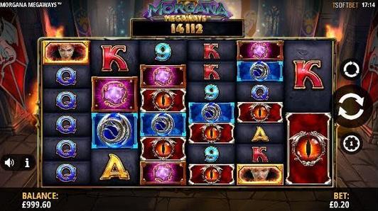 Morgana Megaways Slot Mobil