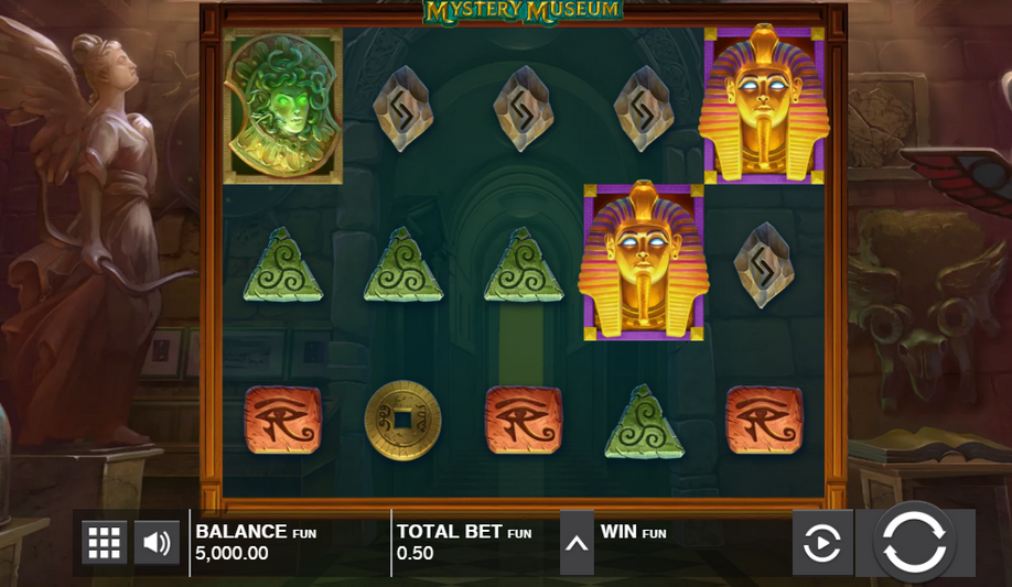 Mystery Museum Slot